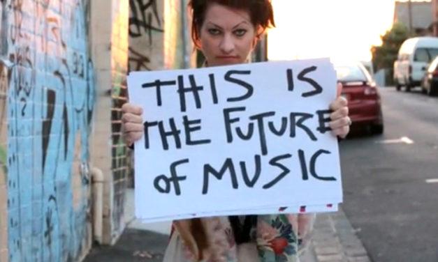 Amanda Palmer – l'art de demander