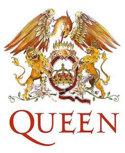 Logo groupe Queen