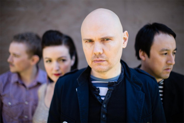 nom de groupe Smashing Pumpkins