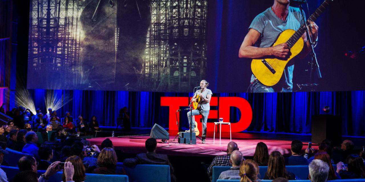11 conférences Ted inspirantes pour les musiciens