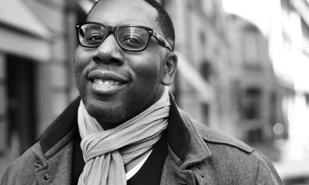 Marvin Parks, chanteur de Jazz américain dans le métro