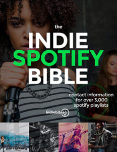 indie spotify bible