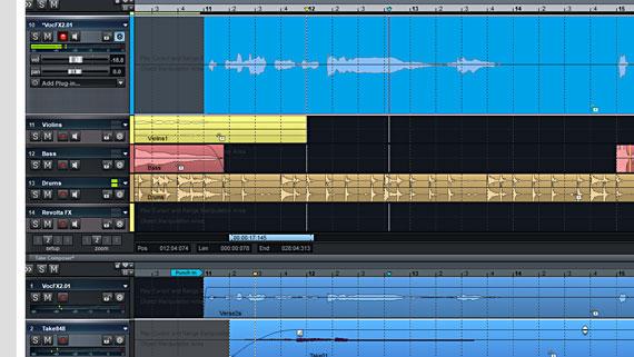 samplitude-pro-x5-enregistrement