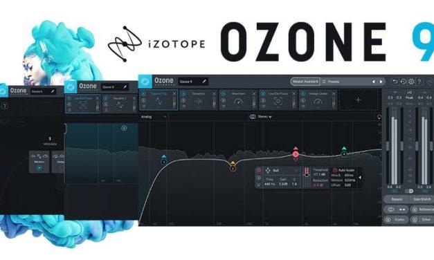 Izotope Ozone 9