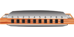 harmonica positions
